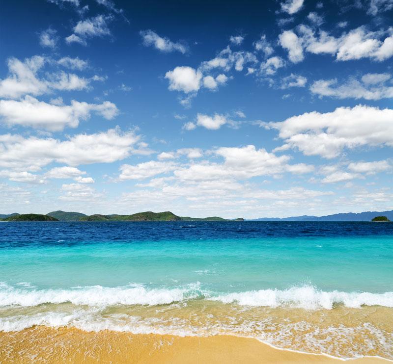 首页 新闻资讯 设计 素材 photoshop制作清凉的夏日主题海滩立体字